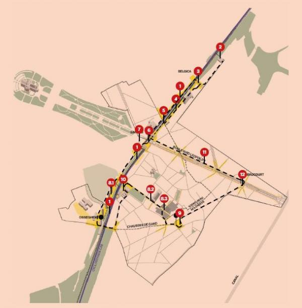 Tour de Simonis - Balade participative du CRU 6