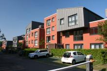 projet « Stockel » SLRB - Habitation Moderne à Woluwe-Saint-Lambert