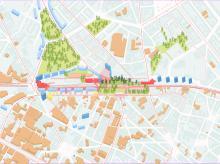 Gare de l'Ouest - plan de synthèse