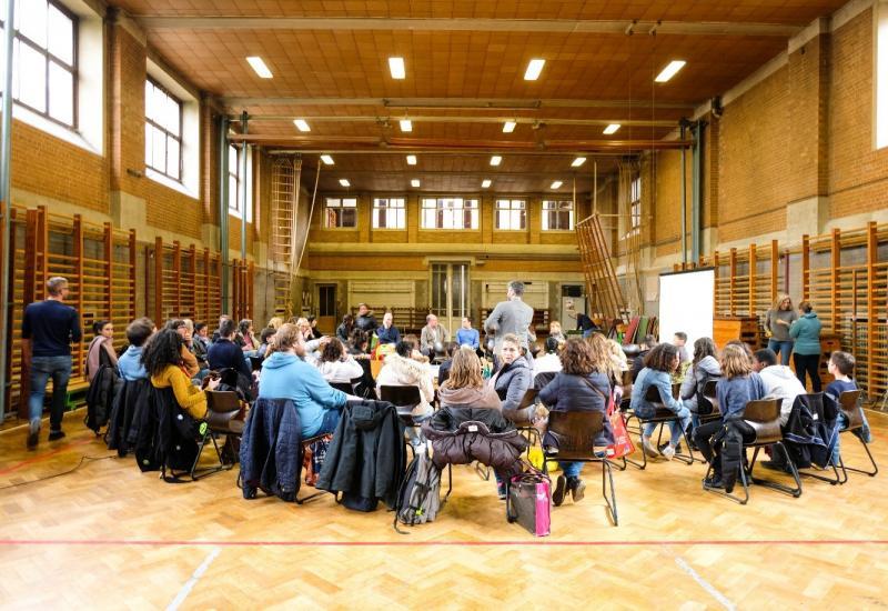 Discussieforum - École n°1 – Schaarbeek
