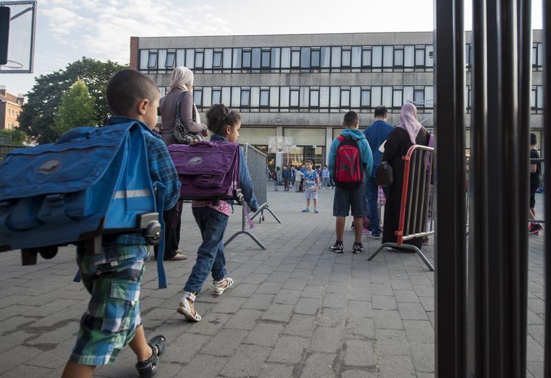Ecole des Magnolias (Ville de Bruxelles)