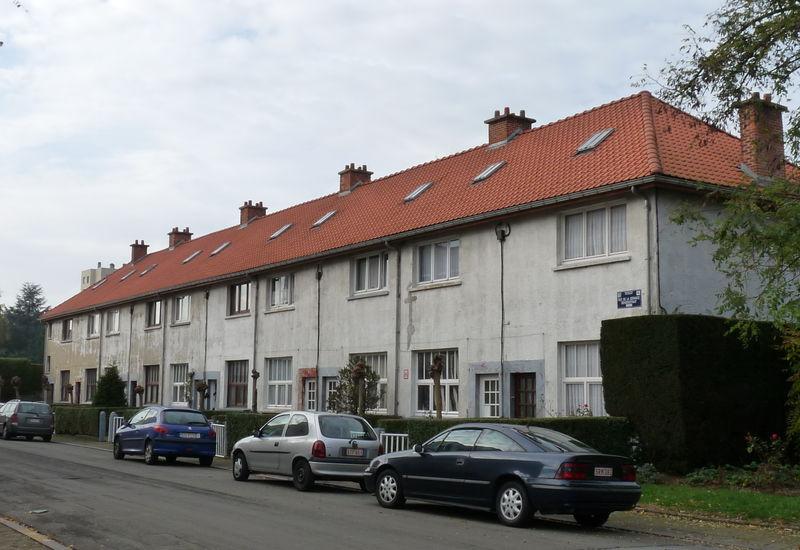Rue de la Gérence, Berchem-Sainte-Agathe